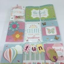 Spring Pocket letter